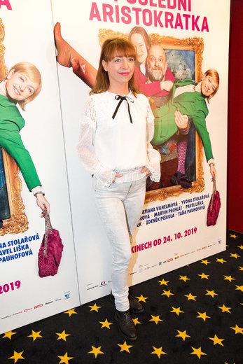 Tatiana Dyková: Přešlap v bílé