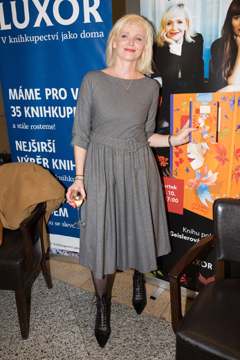 Anna Geislerová: Nadčasová lady