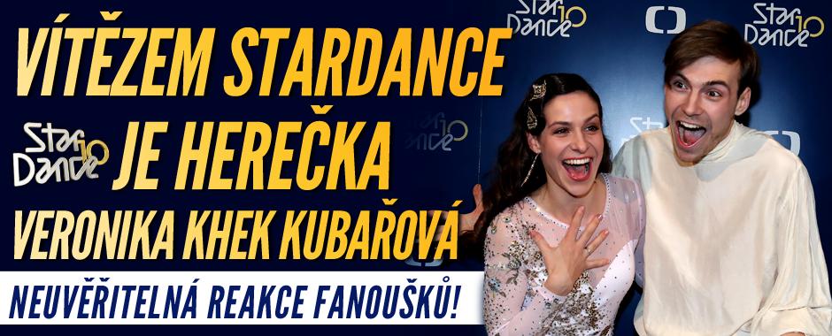 Nejemotivnější finále StarDance: Vyhrála Khek Kubařová, rozplakala i Havlovou!