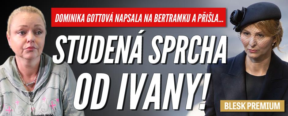 Dominika Gottová nevydržela a ozvala se maceše Ivaně: Nemilá reakce přišla záhy!