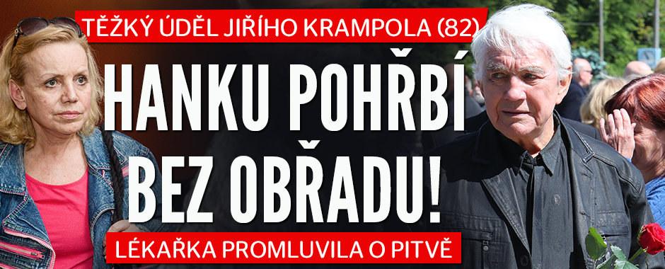 Obřad nebude! Kamarádka Krampolové (†59) promluvila o pohřbu i o pitvě!