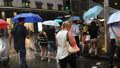 Šokující zpráva: Do ženy v Praze přes deštník udeřil blesk