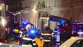 V centru Prahy hoří hotel. Na místě jsou dva mrtví, další lidi resuscitují
