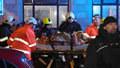 Požár v centru Prahy: Plameny uvěznily hosty ve všech pokojích