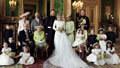 Hotovo! První oficiální svatební fotky Meghan a Harryho