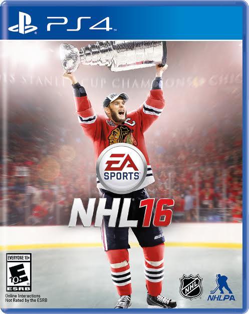 Hra NHL 16