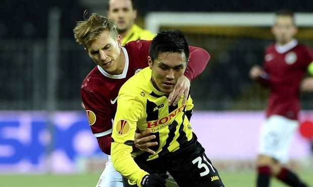 Soupeři Sparty pro LM: Hrozí Ajax, Bruggy i repete s Young Boys