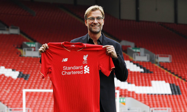 Liverpool vítal Kloppa. Jsem Normal One, rýpl si do Mourinha